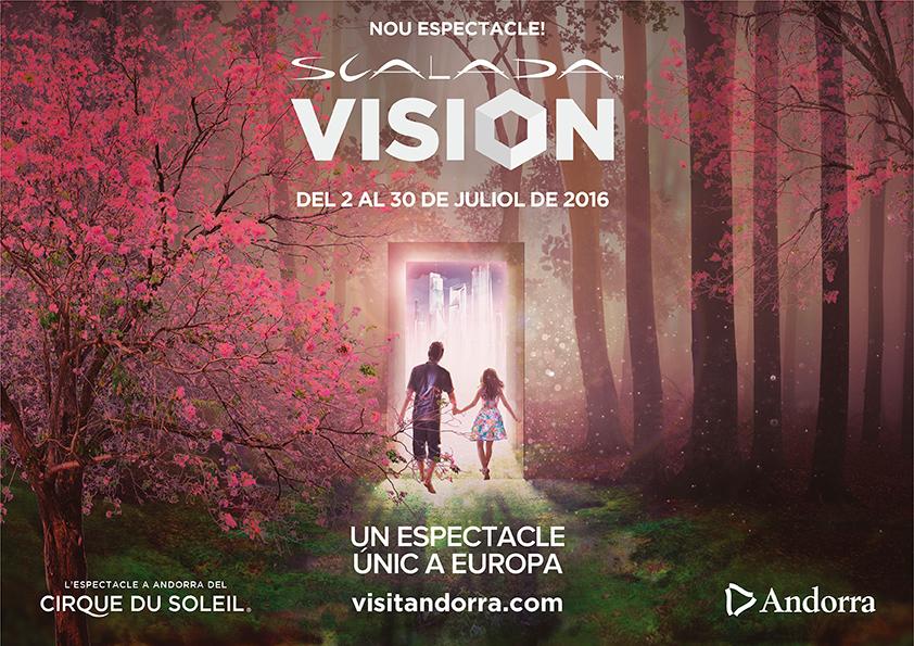 Circ del Sol - Scalada Vision estiu 2016