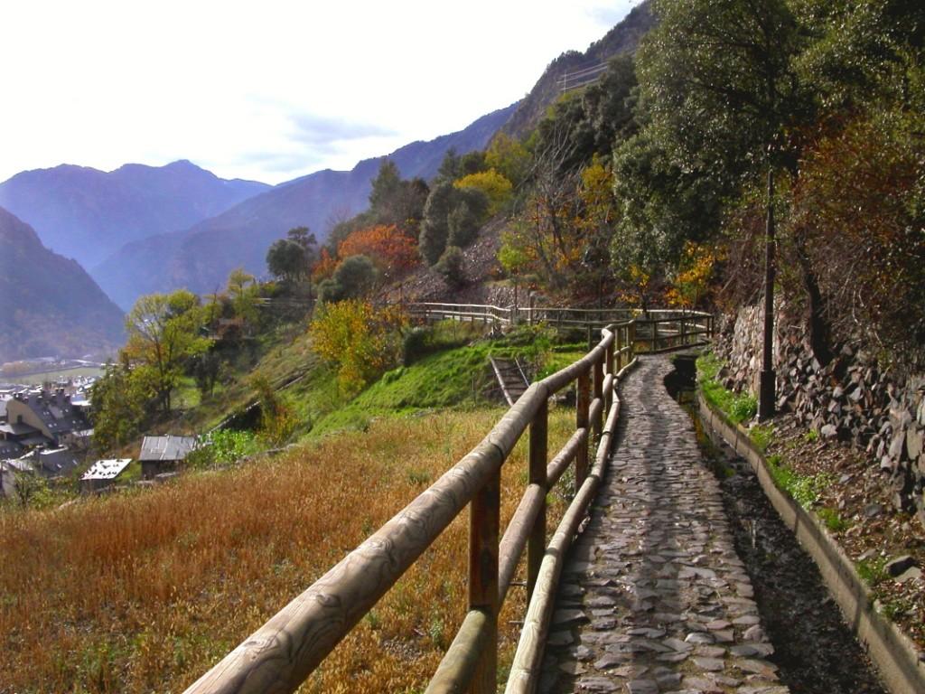 Rec de l'Obac -Andorra a Vella