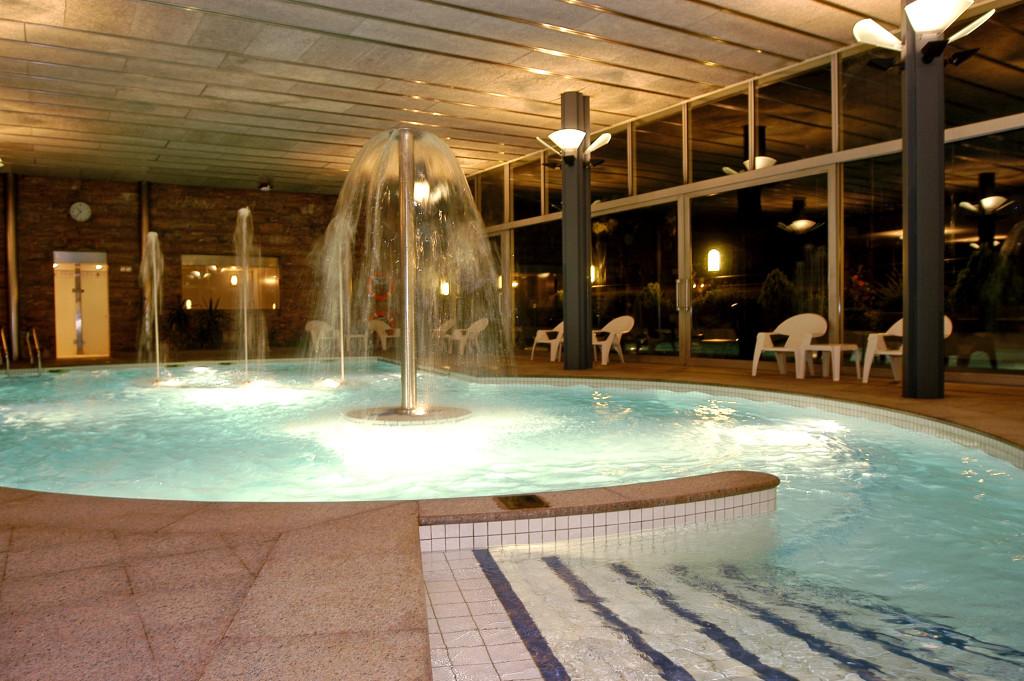 Piscina Hotel Mercure Andorra
